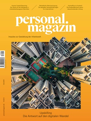 Personalmagazin Ausgabe 4/2019 Personalentwicklung | Personalmagazin