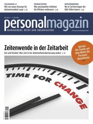 Personalmagazin Ausgabe 5/2011 | Personalmagazin