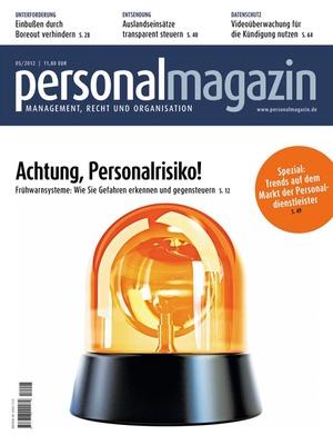 Personalmagazin Ausgabe 5/2012 | Personalmagazin