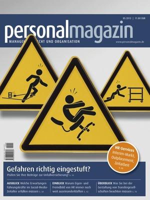 Personalmagazin Ausgabe 5/2013 | Personalmagazin