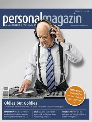 Personalmagazin Aisgabe 05/2015 | Personalmagazin