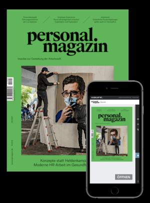 Personalmagazin Ausgabe 5/2021 | Personalmagazin