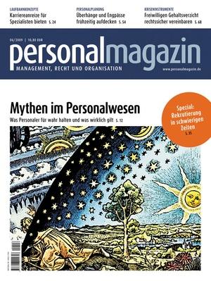 Personalmagazin Ausgabe 6/2009 | Personalmagazin
