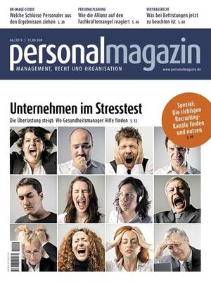 Personalmagazin Ausgabe 6/2011 | Personalmagazin