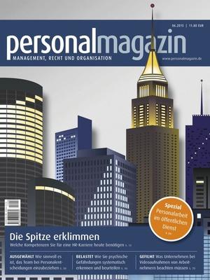 Personalmagazin Ausgabe 06/2015   Personalmagazin