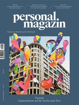 Personalmagazin Ausgabe 6/2019 Purpose | Personalmagazin