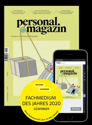 Personalmagazin Ausgabe 6/2020 Mitbestimmung | Personalmagazin