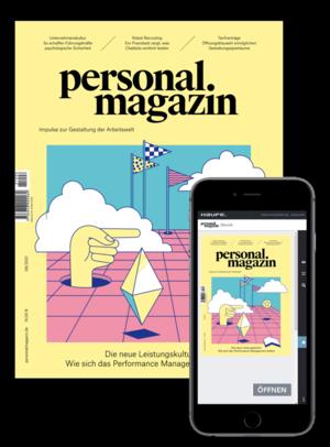 Personalmagazin Ausgabe 6/2021 | Personalmagazin