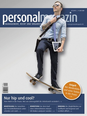 Personalmagazin Ausgabe 07/2015 | Personalmagazin