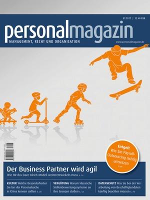 Personalmagazin 7/2017 | Personalmagazin