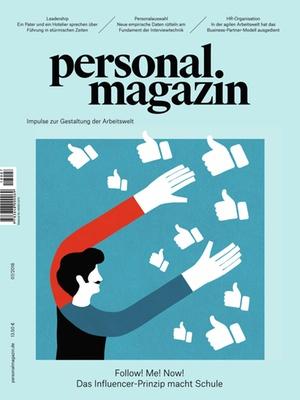 Personalmagazin Ausgabe 7/2018 | Personalmagazin