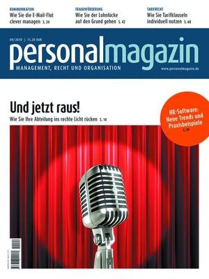 Personalmagazin Ausgabe 9/2010 | Personalmagazin
