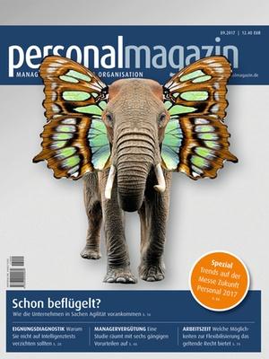 Personalmagazin 9/2017 | Personalmagazin