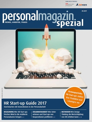 Personalmagazin Spezial: HR Start-up Guide 2017