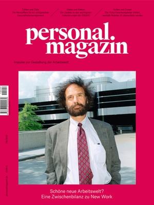 Personalmagazin Ausgabe 09/2018 | Personalmagazin