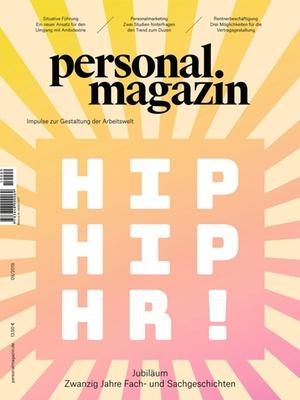 Personalmagazin Ausgabe 9/2019 | Personalmagazin