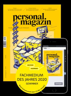 Personalmagazin Ausgabe 9/2020 E-Learning | Personalmagazin