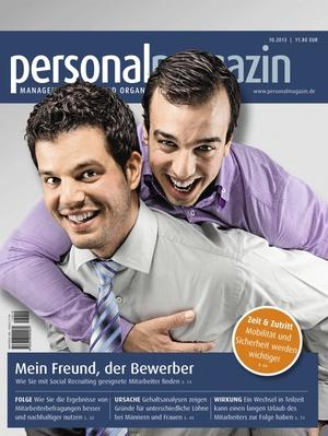 Personalmagazin Ausgabe 10/2013 | Personalmagazin