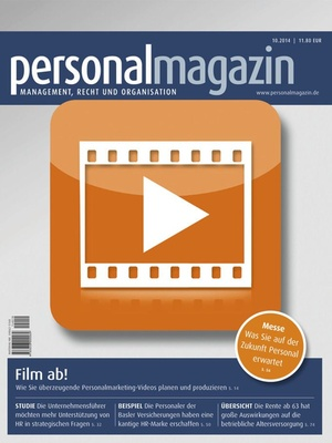 Personalmagazin Ausgabe 10/2014 | Personalmagazin