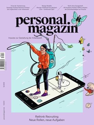 Personalmagazin Ausgabe 10/2018 | Personalmagazin