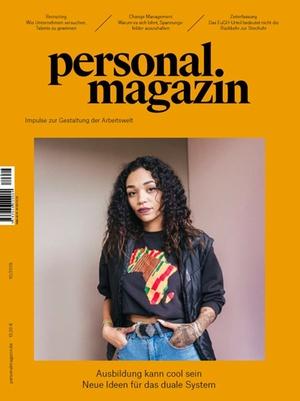 Personalmagazin Ausgabe 10/2019 | Personalmagazin