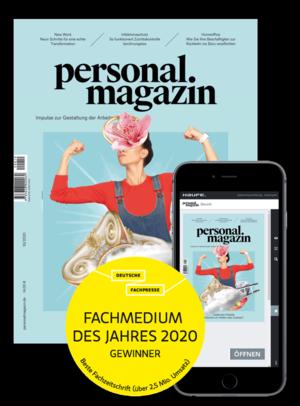 Personalmagazin Ausgabe 10/2020 | Personalmagazin