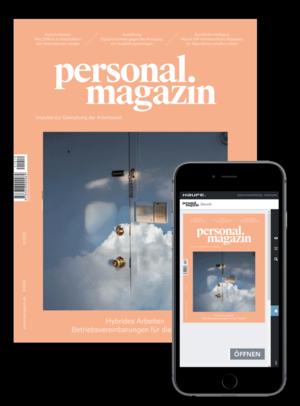 Personalmagazin Ausgabe 10/2021 | Personalmagazin
