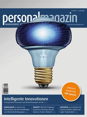 Personalmagazin 11/2017 | Personalmagazin
