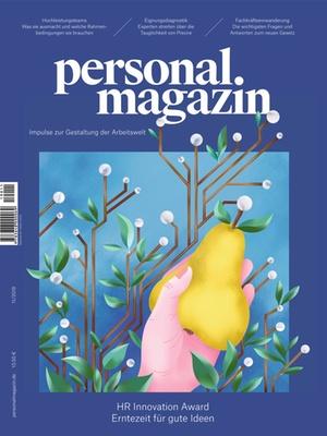 Personalmagazin Ausgabe 11/2019 | Personalmagazin
