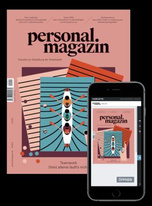 Personalmagazin Ausgabe 11/2021 | Personalmagazin