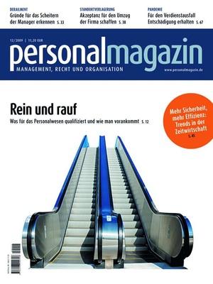 Personalmagazin Ausgabe 12/2009 | Personalmagazin
