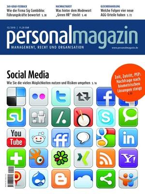 Personalmagazin Ausgabe 12/2010 | Personalmagazin