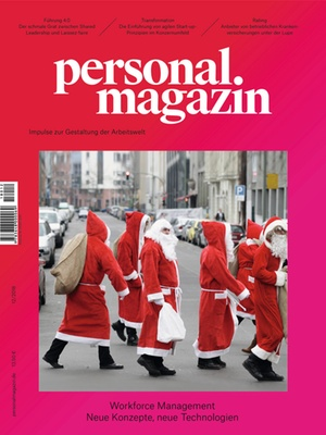 Personalmagazin Ausgabe 12/2018 | Personalmagazin