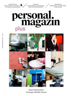 Personalmagazin plus Arbeitswelten 2020