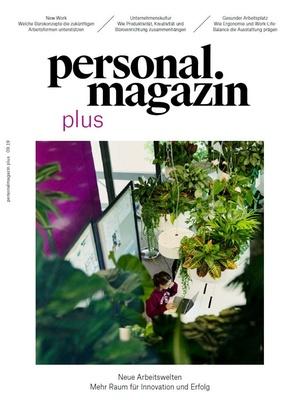 Personalmagazin plus Arbeitswelten 2019
