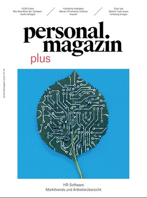 Personalmagazin plus HR-Software 2019