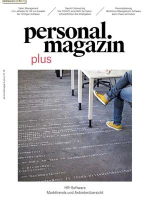 Personalmagazin plus HR-Software
