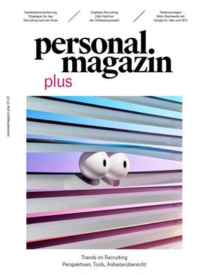 Personalmagazin plus Trends im Recruiting 2020