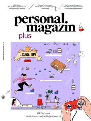 Personalmagazin plus HR-Software 2020