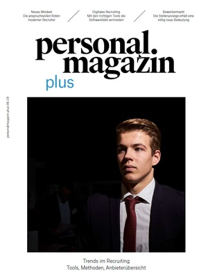 Personalmagazin plus Trends im Recruiting 2019