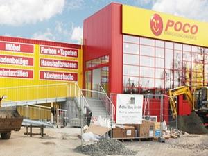 Poco mietet 7.200 Quadratmeter großes Möbellager in Köln