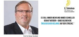 L´Immo Podcast mit Günter Vornholz, EBZ