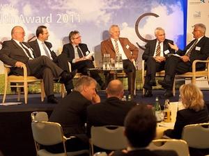 Jetzt für den Corporate Health Award 2012 bewerben
