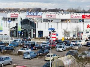 """CEV managt Einkaufszentrum """"Pösna Park"""" in Leipzig"""