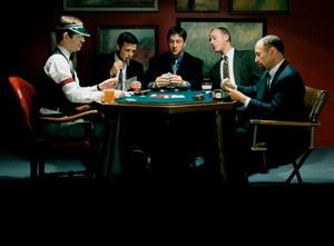 Unternehmereigenschaft von Poker-Spielern
