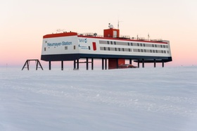 Polarstation Neumayer III