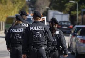 Polizei im Sondereinsatz