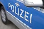 Polizeiauto-Ausschnitt