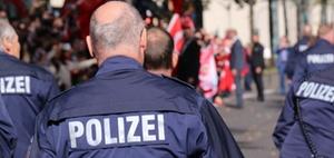 Polizeidienst in bestimmtem Wechselschichtmodell