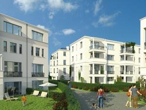 Projekt: Baubeginn für Wohnanlage Nikolai Gärten in Potsdam